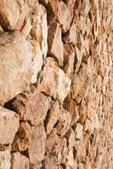 Free Red Brick Wall: Can Be Used As Background Stock Photo - 14286200