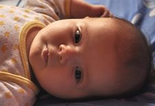 Free Baby Girl Royalty Free Stock Photography - 14286417