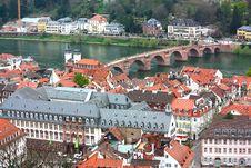Free Heidelberg Stock Photo - 14287100