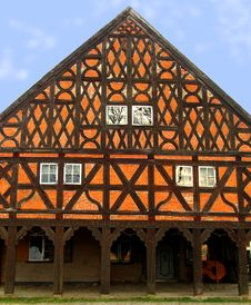 Free Half-timbered House Royalty Free Stock Photos - 14287658
