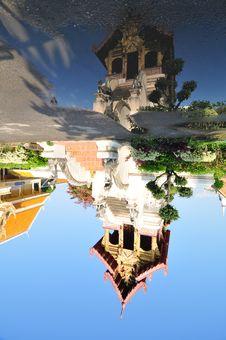 Free Temple Pavillion Stock Images - 14287764