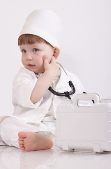 Free Child Royalty Free Stock Photo - 14288135