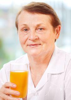 Free Grandmother Stock Photography - 14288232