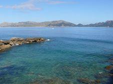 Free Coast Of Mallorca Stock Photography - 14288352