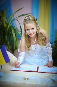 Free Wedding Wife Stock Image - 14288561