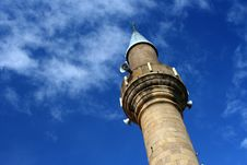 Free Mosque Minaret Royalty Free Stock Image - 14288606