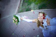 Free Happy Wedding Wife Stock Photo - 14288650