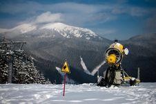 Free Winter Landscape Stock Image - 14288921