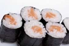 Free Sushi Royalty Free Stock Photography - 14289177