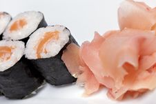 Free Sushi Royalty Free Stock Image - 14289206