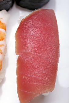 Free Sushi Set Royalty Free Stock Photos - 14289298