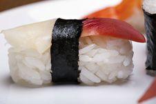Free Sushi Set Stock Photo - 14289340