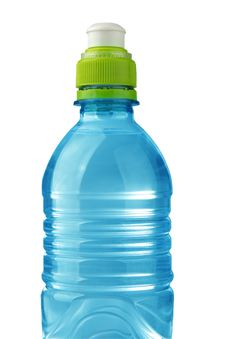 Free Plastic  Bottle Water Stock Image - 14289871