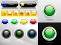 Free Buttons And Icons Stock Photography - 14291952