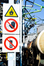 Free Warning Signs Stock Image - 14294861