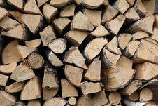 Free Fire Wood Stock Image - 14291191