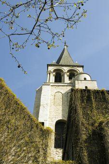 Free Church Paris Royalty Free Stock Images - 14291869