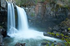 Free Lower Battle Creek Falls Stock Images - 14292124