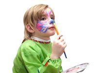 Free Little Girl Stock Photo - 14294140