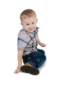 Free Little Boy Royalty Free Stock Image - 14294646