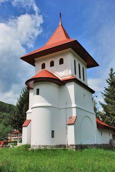 Free Brancoveanu Monastry Royalty Free Stock Image - 14295466