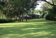 Free Africa Tanzania Entrance Farm House Stock Image - 14296031