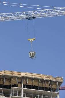Free Construction Crane Stock Image - 14296061