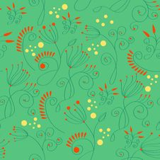 Free Original Seamless Pattern Stock Photos - 14296533