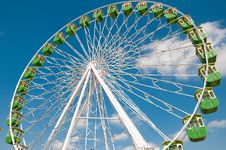 Free Ferris Wheel Stock Photo - 14296880