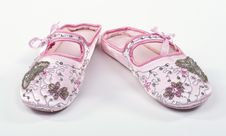 Free Princess Slippers. Royalty Free Stock Image - 14297226