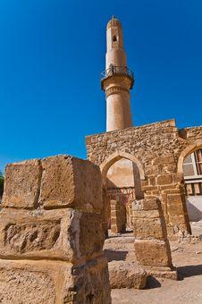 Free Al-Khamees Mosque S Minaret Stock Images - 14298184