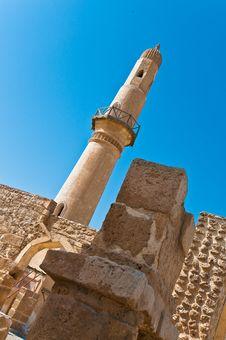 Free Al-Khamees Mosque S Minaret Stock Images - 14298304