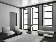 Free Living Room Royalty Free Stock Images - 14298599