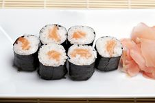 Free Sushi Royalty Free Stock Image - 14299876