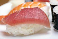 Free Sushi Set Stock Photography - 14299912