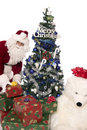 Free Santas Gifts 10 Royalty Free Stock Photo - 1437905