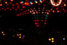 Free Carnival Lights Abstract Stock Photo - 1430170