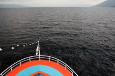 Free Cruise On The Aegean Sea In Greece Stock Photos - 1430443