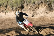 Free Motocross Royalty Free Stock Image - 1430846