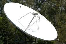 Free Satellite Dish Stock Photography - 1431172