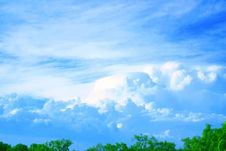 Free Beautiful Skyscapes Royalty Free Stock Photos - 1432588