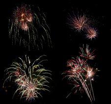 Free Fireworks Stock Photo - 1432610