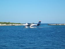 Free Sea Plane Stock Photography - 1432782