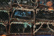 Free Fishing Nets Stock Photo - 1432960