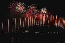 Free Firework Royalty Free Stock Photos - 1433718