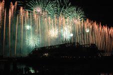 Free Firework Royalty Free Stock Photos - 1433738