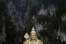 Free Batu Cave, Malaysia Stock Photography - 1434692