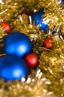 Free Christmas Decoration Stock Image - 1434701
