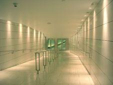 Free Montreal Metro Station, Canada Stock Image - 1435231