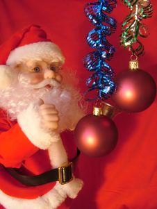 Free Santa Toy Stock Photo - 1435610
